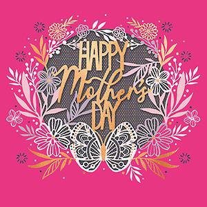 Mother's Day Card Coralie Garland