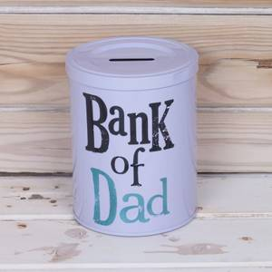 The Bright Side Bank Of Dad Tin