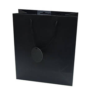 Large Gift Bag Black
