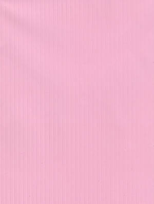 Folded Wrapping Paper Pink Emboss