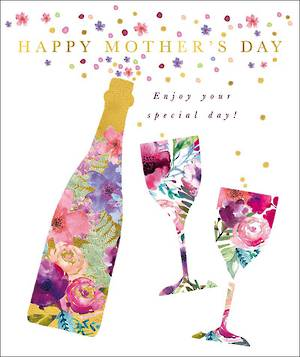 Mother's Day Card Rosella Celebrations