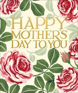 Mother's Day Card Emma Bridgewater Flowers