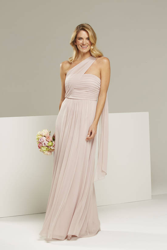 Grecian style gown - NOT THE COLOUR PICTURED