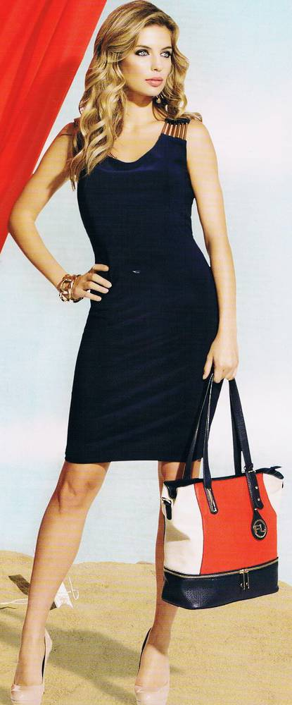Jersey knit dress - sizes 6 and 8 only