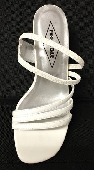 Bridal white (ivory) sandal - ON SALE $139.00 down to $50.00