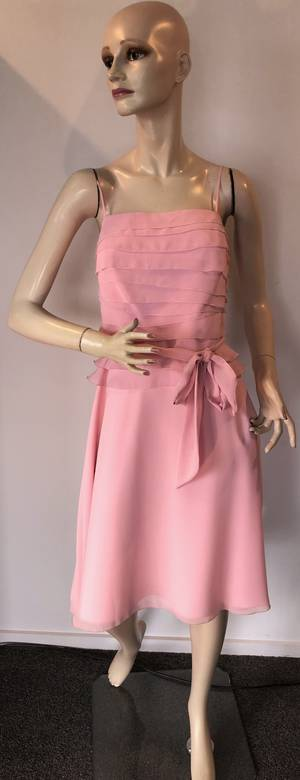 Chiffon layered dress - size 6, 10 and 14 only