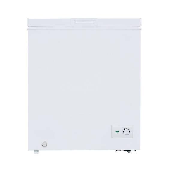 145L Chest Freezer, White