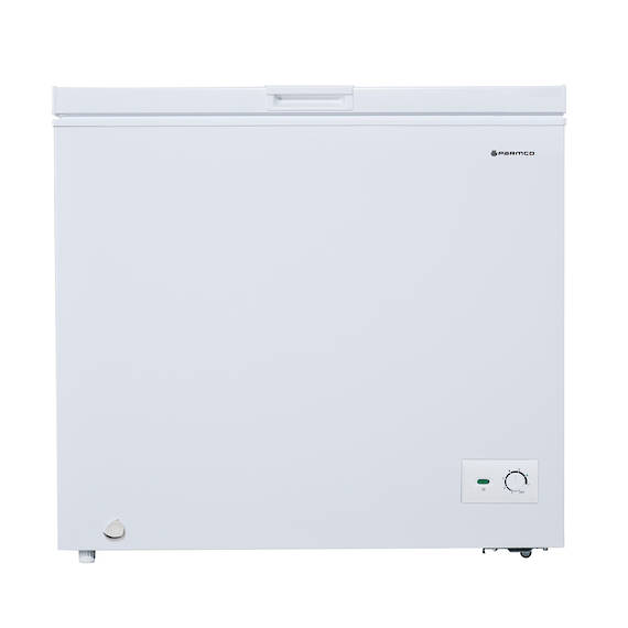 251L Chest Freezer, White