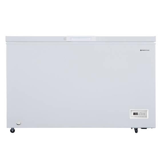 380L Chest Freezer, White