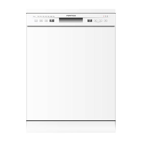 600mm Freestanding Dishwasher, Economy Plus, White