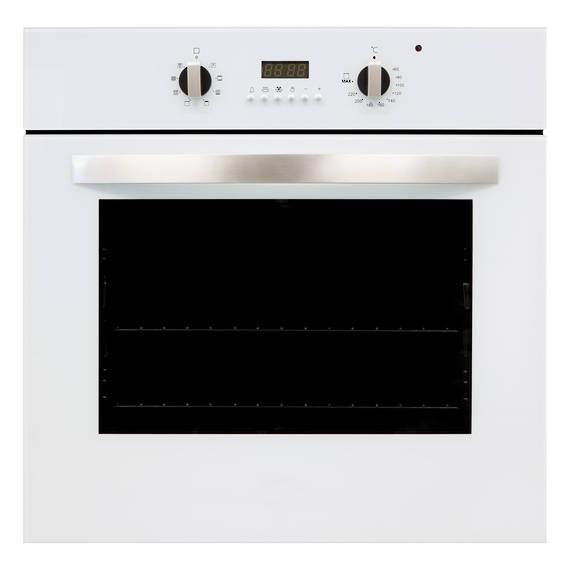 600mm Di-Moda Oven, 8 Function, White (DISCONTINUED)