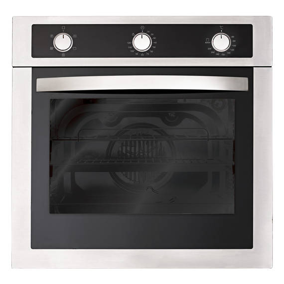 600mm Elegante Oven, 5 Function, Stainless Steel (DISCONTINUED)