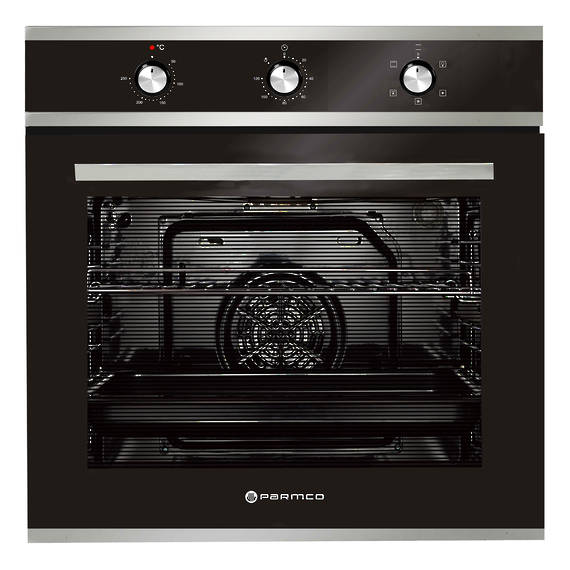600mm 76Litre Oven, 5 Function, Stainless Steel (DISCONTINUED)