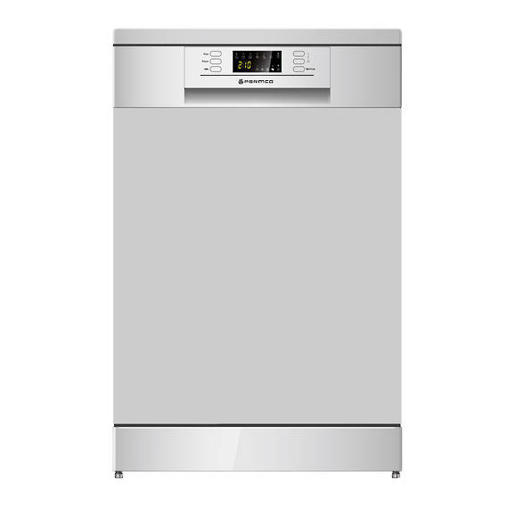 600mm Freestanding Dishwasher, LED Display, Silver finish  (DISCONTINUED)