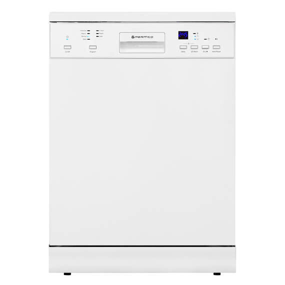 600mm Freestanding Dishwasher, LED Display, White (DISCONTINUED)