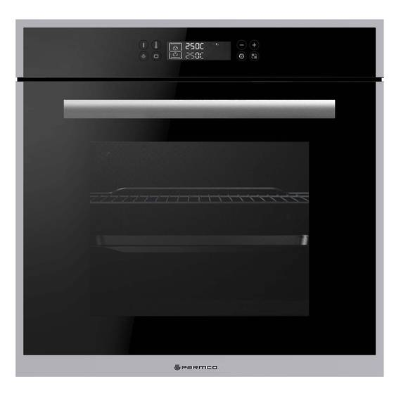 600mm Multi-Zone Oven, Touch, 12 Function, 70L Capacity
