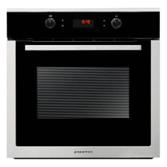 600mm Pyrolytic Oven, 10 Function, Stainless Steel (DISCONTINUED)