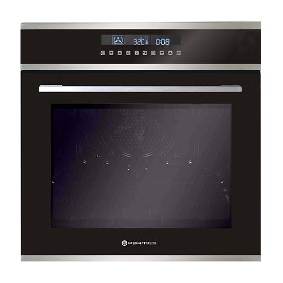 600mm Pyrolytic Oven, 12 Function, Stainless Steel