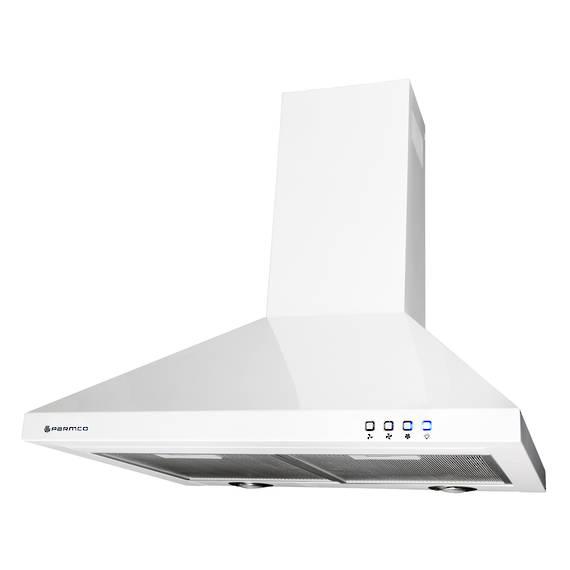 600mm Lifestyle Canopy, White, LED