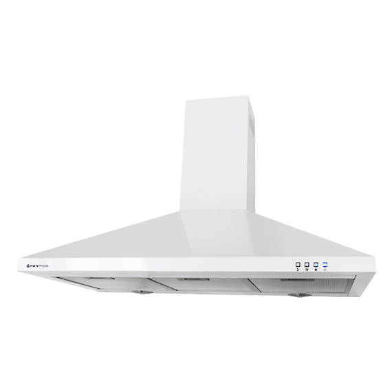 900mm Lifestyle Canopy, White, LED