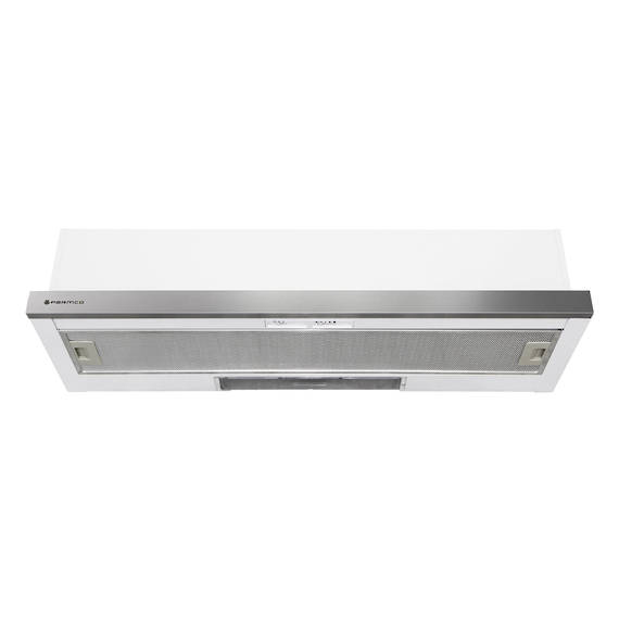 900mm Telescopic Milano Rangehood, Air Capacity Up To 440m3/hour (DISCONTINUED)