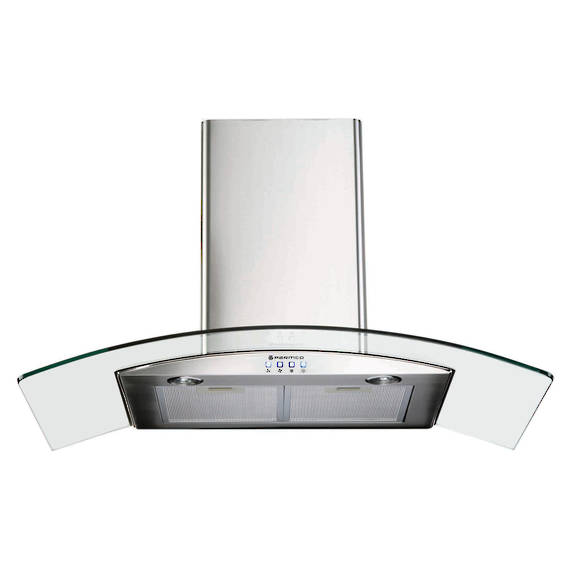900mm Canopy, Curved Glass (DISCONTINUED)