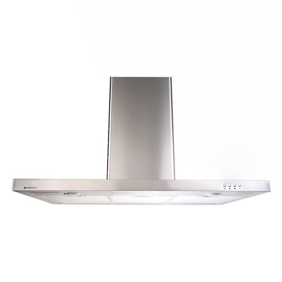 900mm Canopy, Slim Box, Stainless Steel (DISCONTINUED)