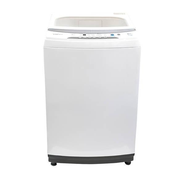 10KG Washing Machine, White, Top Load
