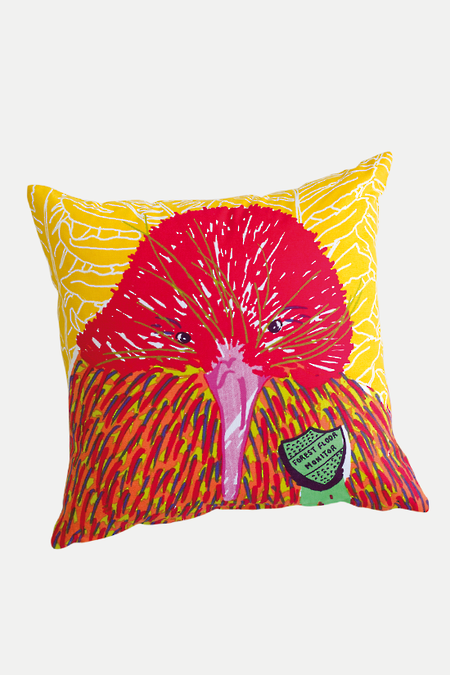 Kiwi Dude Harry cushion cover