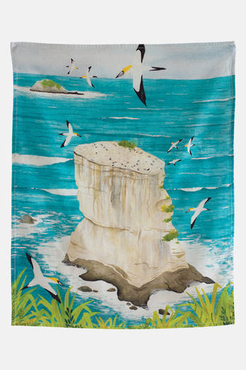 Muriwai Tea Towel