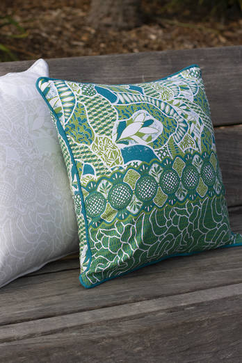 Kauri Pacific cushion cover