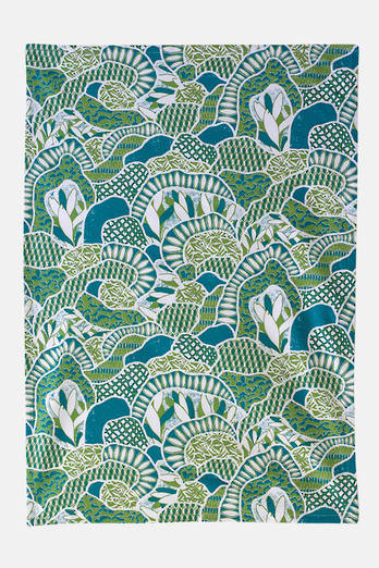 Kauri Pacific Tea Towel
