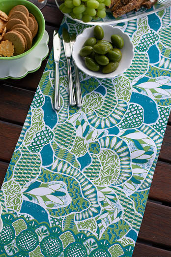 Kauri Pacific Table Runner