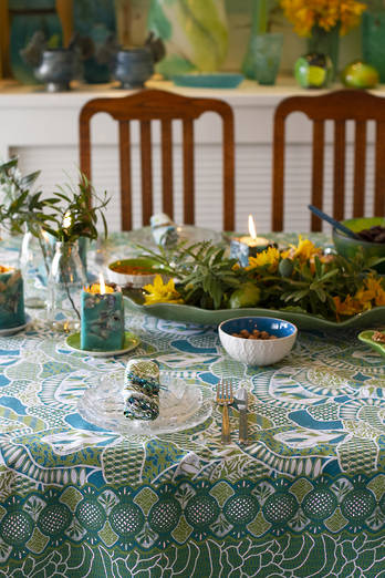 Kauri Pacific Tablecloth