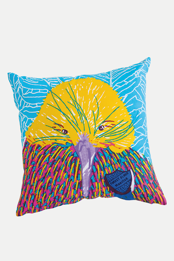 Kiwi Dude Tom cushion cover