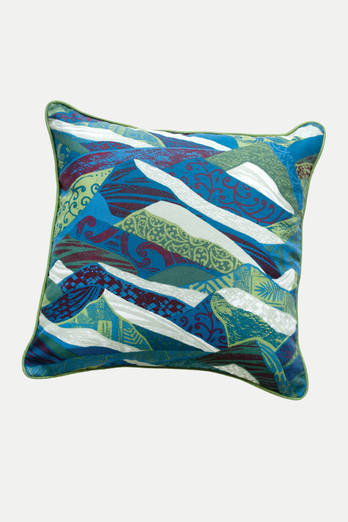 Whenua cushion cover