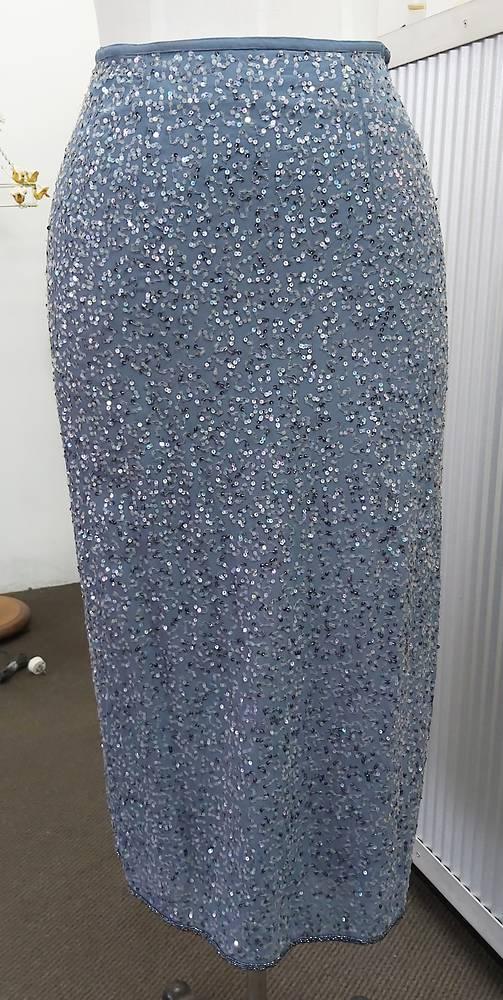 Opera Sequin Skirt