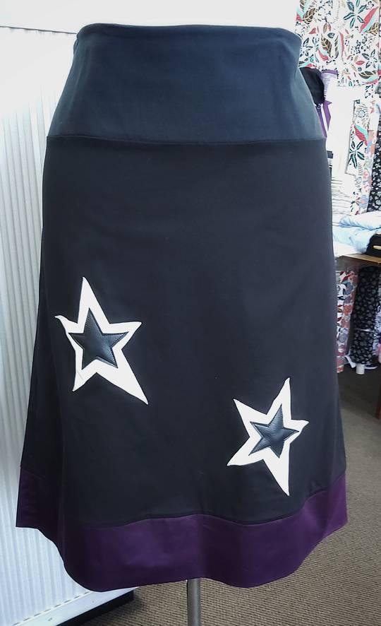 Hilary Rowley Star Skirt
