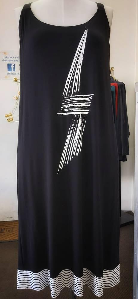 Cashews Singlet Dress