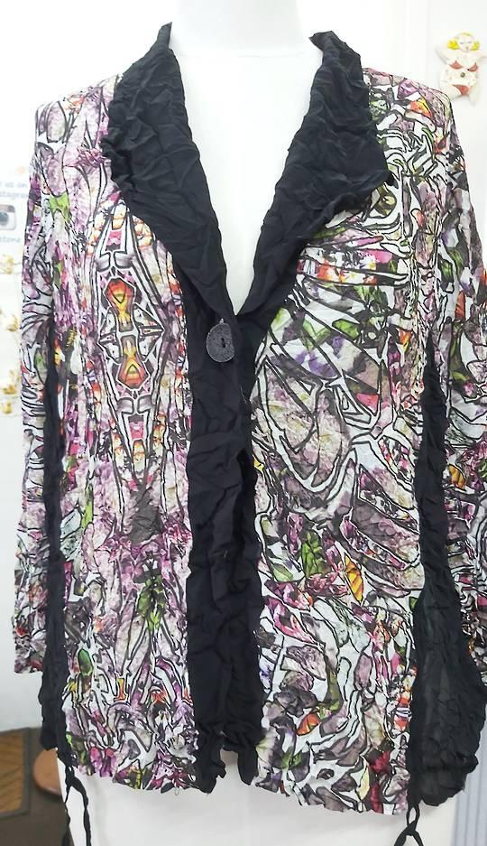TS Print Jacket