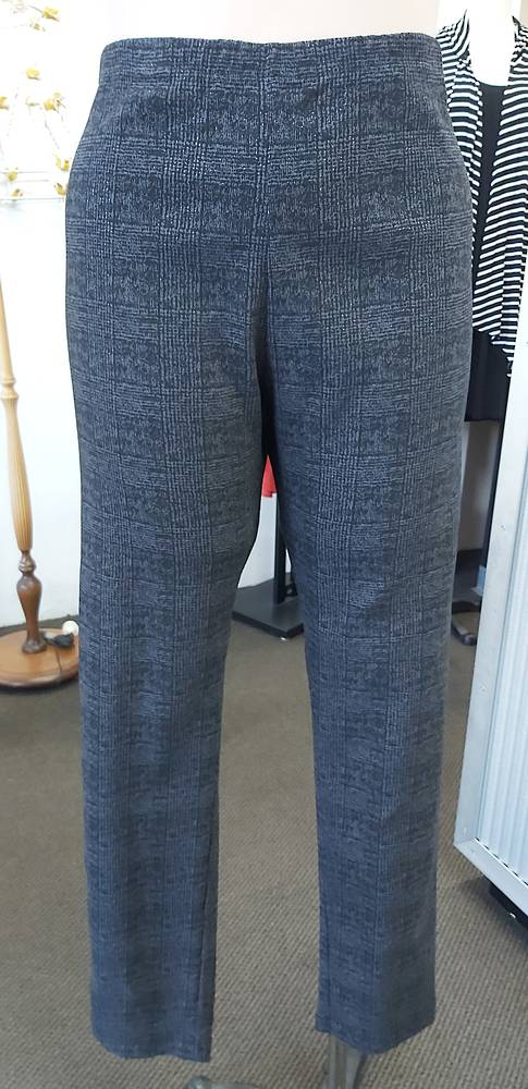 Ginger Charcoal Trousers