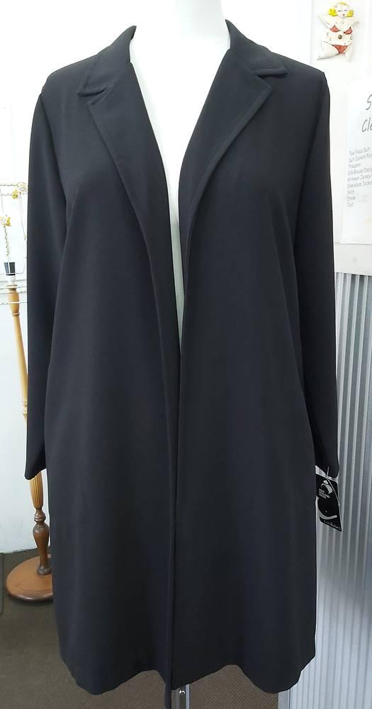 Cashews Long Edge to Edge Suiting Jacket