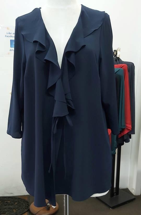 Evans (UK) Tie Over Jacket