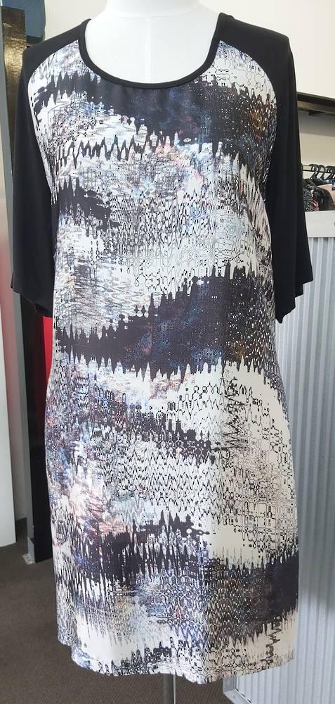 Cashews French Print Dress