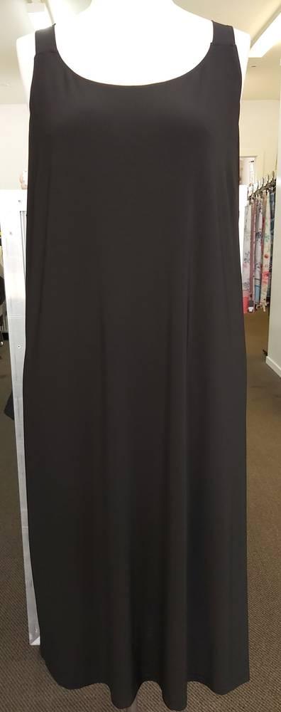 Swish Long Singlet Dress