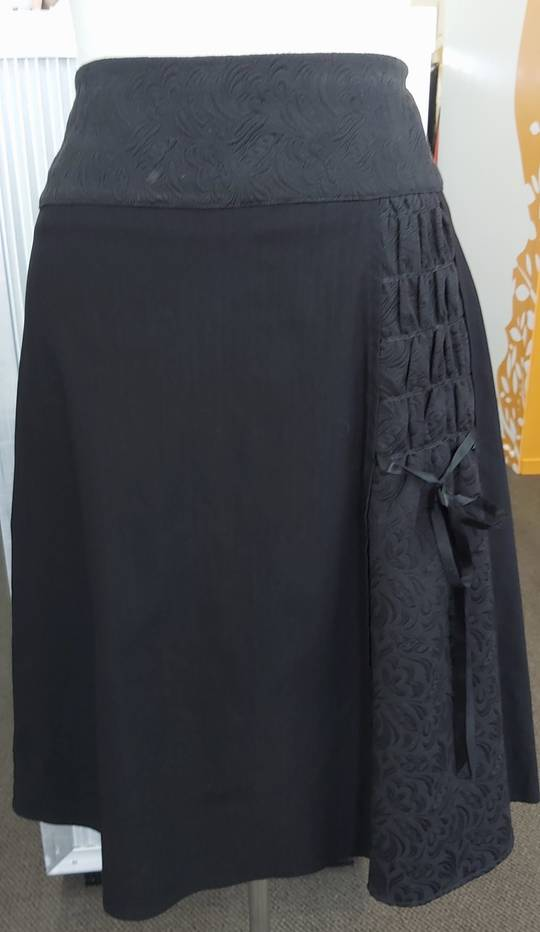 Bloom Decorated Skirt