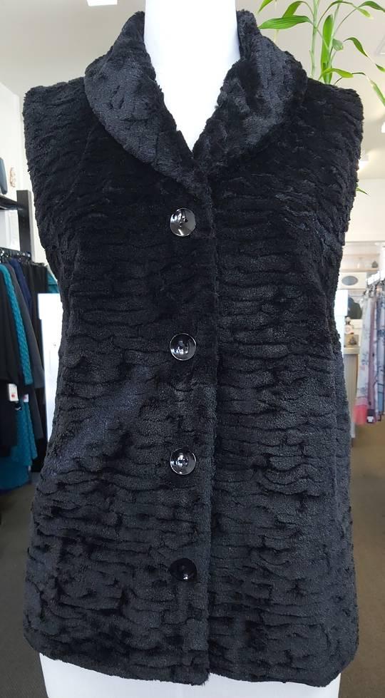 Coco & Belle Button Vest