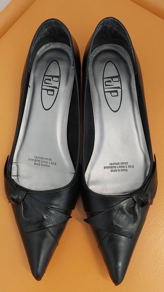 Pulp Kitten Heel Shoes