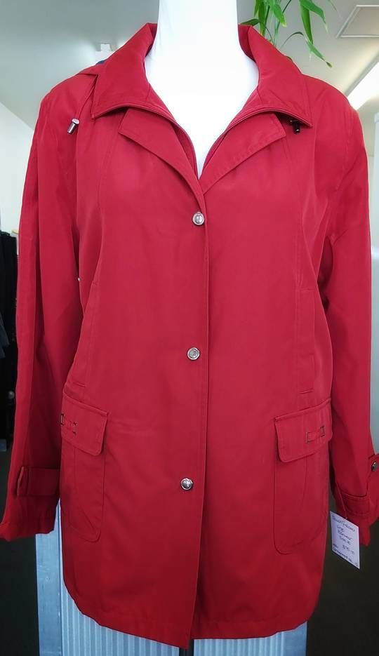Virgo Rainwear Lined Jacket