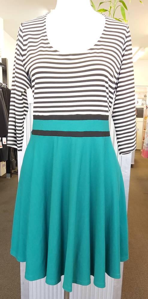 City Chic Waisted Dress